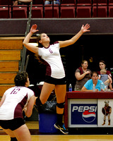 THS Volleyball vs Boone 8/30/12
