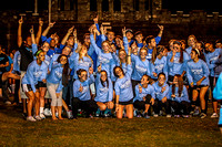 Powder Puff Game  Homecoming 2012