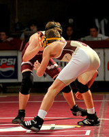 THS Wrestling vs Crockett 2012