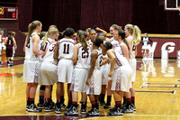 THS Girls BB vs DB 1/8/13