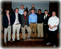 THS Viking Football Banquet 2013-2014