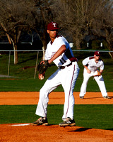 THS Baseball vs Greenville 3/18/16