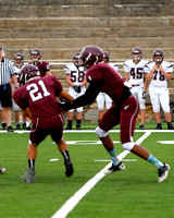THS Maroon and White Game 2014