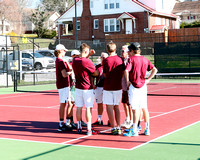 THS Tennis vs Mo West 3/16/16