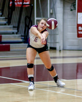 THS Girls Volleyball vs Abingdon 8/29/19 Gallery 1