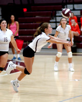 THS Volleyball vs Volunteer 9/4/19
