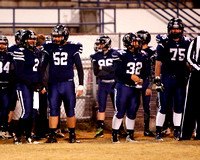 THS Football vs Anderson County 11/7/2014