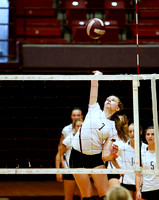 THS Volleyball vs Boone 9/18/14