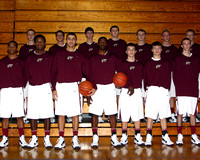 THS Boys Basketball 2011-2012