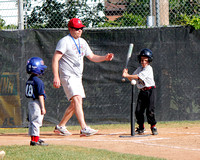Avoca Tball Scrappers vs Red Sox 5/19/15