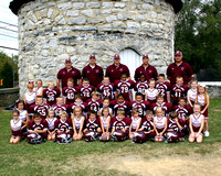 Mighty Mite Maroon 2012