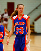 Bluff City Girls Middle school Basketball vs Holston 11/12/15