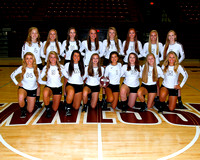 THS Volleyball 2016