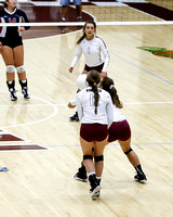 THS Volleyball vs East 9/18/2017