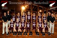 THS Girls Basketball 2011/2012