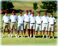 THS Boys Golf 2016