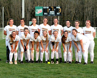 THS Girls Varsity Softball 2011.2012