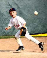 Avoca Tball Red Sox vs Cubs