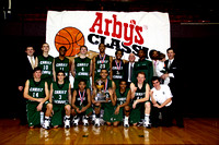 Arbys 2011 Champ and Tourney Team
