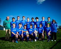 Vances Boys Soccer 2018 Team and Individuals