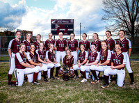 THS Girls Softball 2017