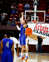 2016 Arbys Classic Blanche Ely vs McCallie 12/29/16