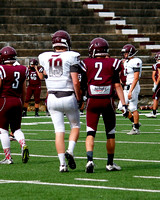 THS Football Maroon and White Game 2016 Gallery 1