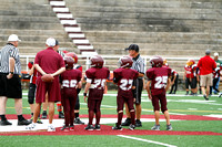Jr Vikings Jr Pee Wee vs Toppers 9/13/14