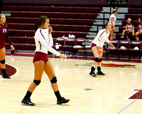 THS Volleyball vs DB 8/15/16