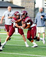 THS Football Maroon and White Game 2016 Gallery 2
